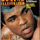 Boxing Illustrated- June 1983- Arguello-Tony Ayala-Ali