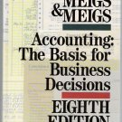 Miegs & Meigs Accounting: The Basis for Business Decisions  Eighth Edition