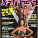 Muscle & Fitness-Workout Secrets-Lee Haney-Mr. Olympia-Vintage Magazine