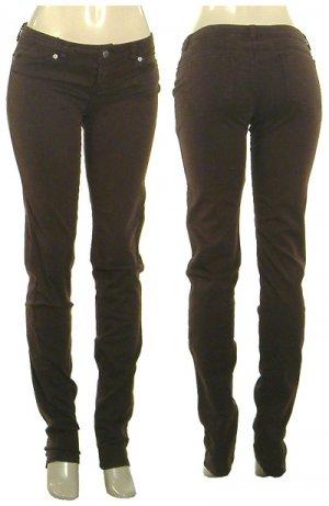 Skinny Jeans Brown