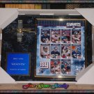 Football - Collectors - New York Giants 2006 Team Picture Clock