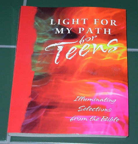 Paperback Book - Light For My Path for Teens (2002)