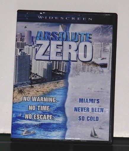 DVD Movie - Absolute ZERO