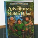 Hardcover Children's Book - The Adventures of Robin Hood