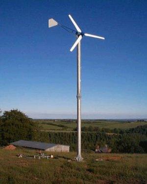 10kw wind turbine