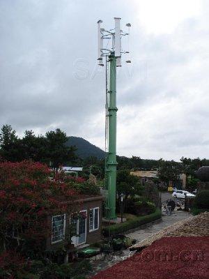 500w vertical wind turbine