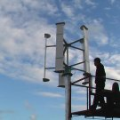 1kw vertical wind turbine