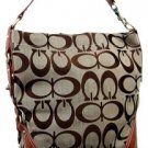 NWT DESIGNER INSPIRED SIGNATURE LARGE TOTE SHOULDER BAG