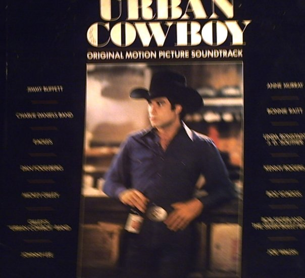 Urban Cowboy  Original Motion Picture Soundtrack.1980 2Vol