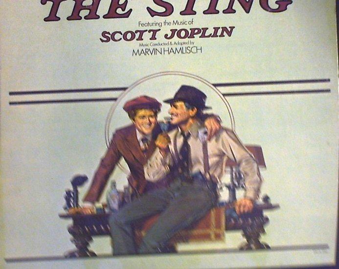 Sting, The  Original Motion Picture Soundtrack1974