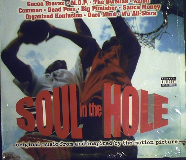 Soul In The Hole  Music From The Motion Picture 1997  2 Vol