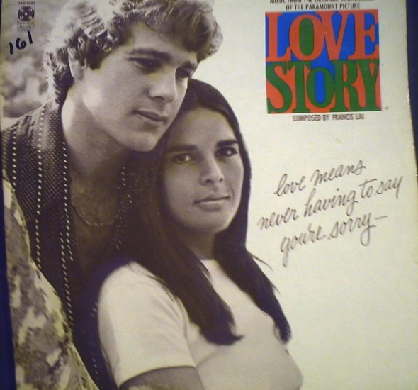 Love Story  Original Motion Picture Soundtrack1970