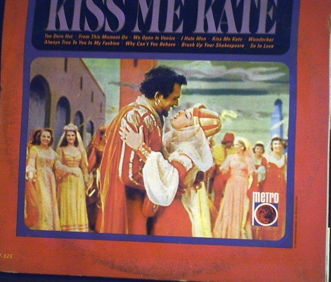 Kiss Me Kate  Original Sound Track Recording....