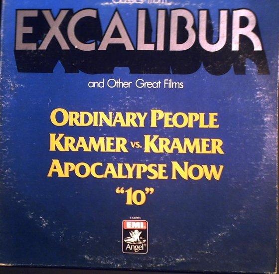 ExcaliburClassics From Excalibur............1981