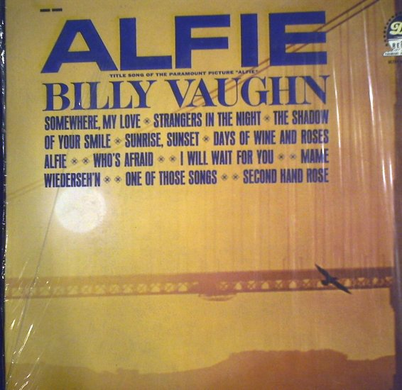 Alfie  Music From The SoundTrack