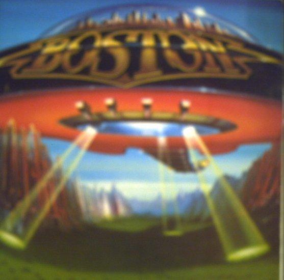 Boston    Don't Look Back..................1978
