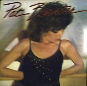 Benatar, Pat  Crimes Of Passion..................1980
