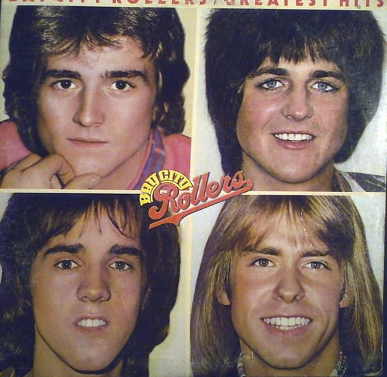 Bay City Rollers    Greatest Hits.....................1977