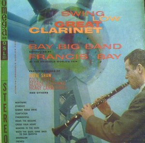 Bay Big Band, The   Swing Low Great Clarinet..........