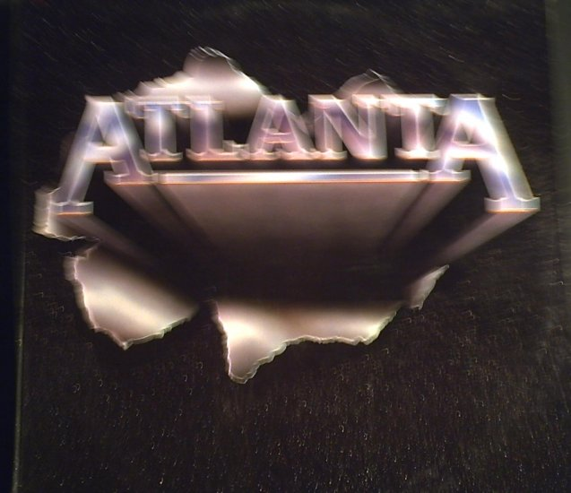 Atlanta - Can't You Hear That Whistle Blow...1985