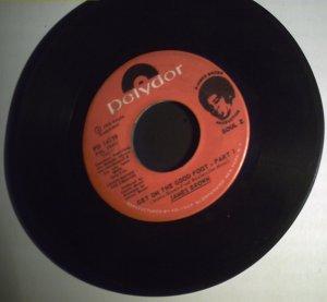 Brown, James  Get On The Good Foot/pt 2...............1972