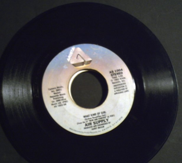 Air Supply   What Kind of Girl/Two Less Lonely People1982