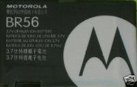 BR56 BR50 MOTOROLA RAZR RAZOR NEW V3 CELL PHONE BATTERY