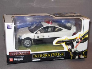 TRANSFORMERS BINALTECH KO PROWL INTEGRA TYPE-R MISB