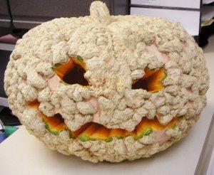 Brodé Galeux d'Eysines Pumpkin French Heirloom Winter Squash - 15 Seeds