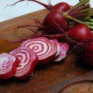 Heirloom Bulls Eye Chioggia Bassano Beet Beta vulgaris Organic - 200 Seeds