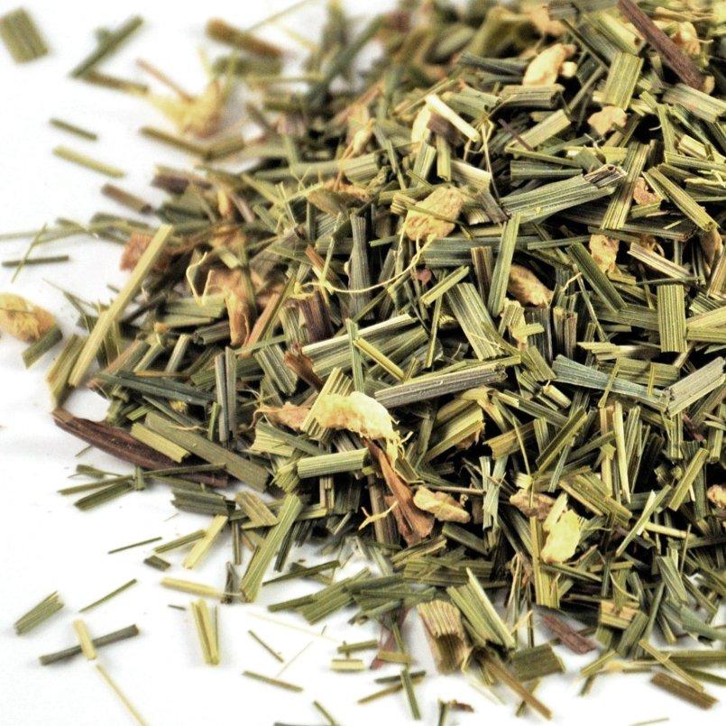 Organic Dried Loose Lemongrass Herb Cut - 4 Oz