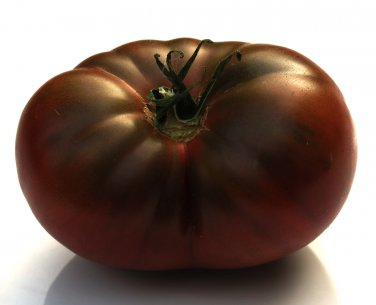 Organic Heirloom Tomato True Black Brandywine Lycopersicon lycopersicum - 25 Seeds