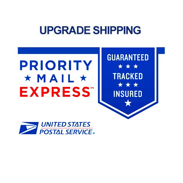 USPS Priority Mail Express Upgrade (US Only
