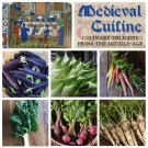 Medieval Cuisine Heirloom Vegetable Seed Collection - 6 Varieties
