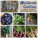 Medieval Kitchen Garden Heirloom Vegetable Seed Collection - 6 Varieties
