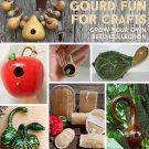 Craft Gourd Seed Collection - Various Varieties