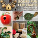 Crafters Hard Gourd Seed Collection - 7 Varieties