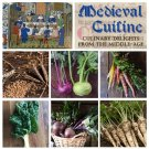 Medieval Kitchen Garden Heirloom Vegetable Seed Collection - 6 Varieties