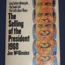 The Selling of the President 1968 by Joe McGinniss Nixon's Presidential Campaign 1974 Paperback Book
