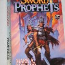SWORD OF THE PROPHETS by Mark A. Garland Fantasy Paperback Book