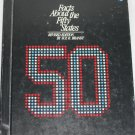 Facts About the Fifty States A First Book by Sue R. Brandt (Hardcover, 1988)