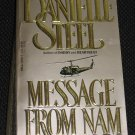 Message from Nam by Danielle Steel (Paperback, 1991)