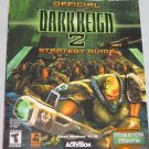 Dark Reign 2 Official Strategy Guide Brady Games (Paperback, 2000)