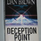 DECEPTION POINT by Dan Brown (Paperback, 2002)