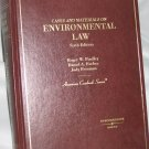 Cases and Materials on ENVIRONMENTAL LAW 6th Edition American Casebook Series Hardcover