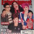 ENTERTAINMENT WEEKLY Magazine 649 Ozzie Osbourne Chastity Bono Dennis Quaid George Strait April 2002