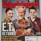 ENTERTAINMENT WEEKLY Magazine 646 Drew Barrymore Steven Spielberg Courtney Love E T March 2002