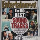 ENTERTAINMENT WEEKLY Magazine 620 Movie Music 100 Best Soundtracks West Wing Bo Derek October 2001