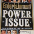ENTERTAINMENT WEEKLY Magazine 622 Power Issue Most Powerful People in Entertainment October 26 2001