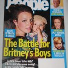 PEOPLE MAGAZINE August 27 2007 Britney Spears Merv Griffin Angelina Jolie